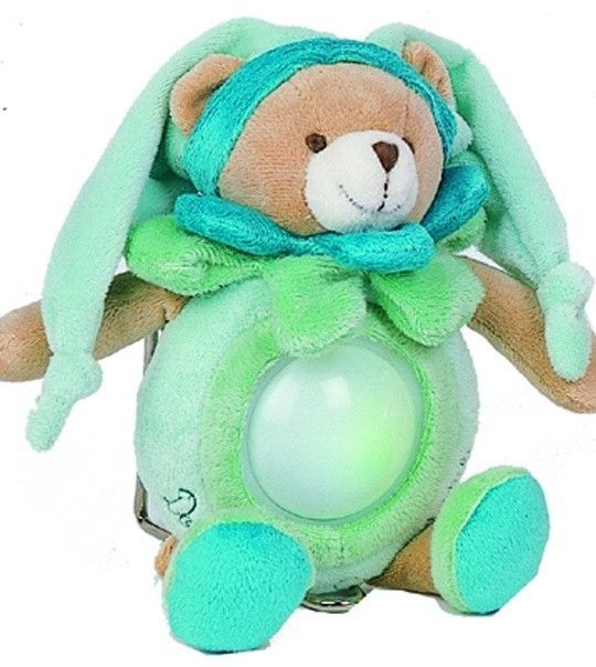 PELUCHE VEILLIEUSE ET SIMPLE
