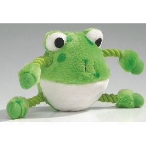 PELUCHE GRENOUILLE