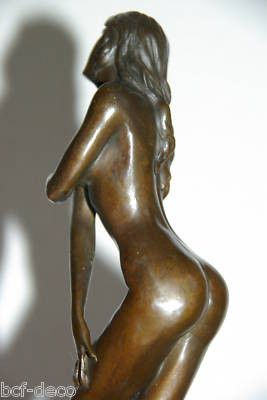 statue de bronse