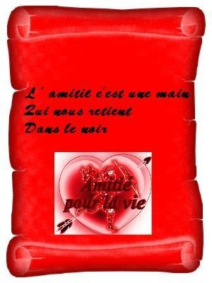 MESSAGES D AMOUR 109
