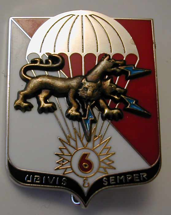 INSIGNE MILITAIRE 1
