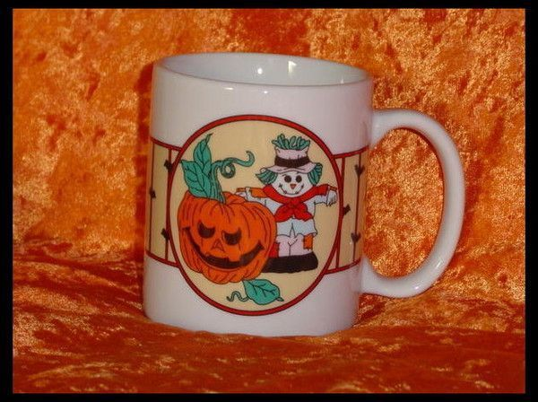 MUG HALLOWING