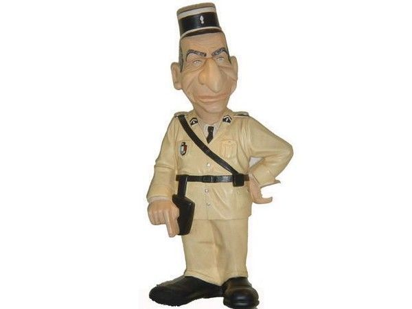 FIGURINE LOUIS DE FUNES