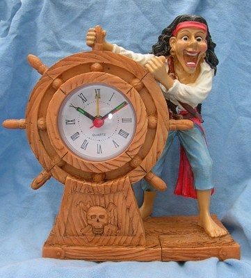 HORLOGE PIRATE 2