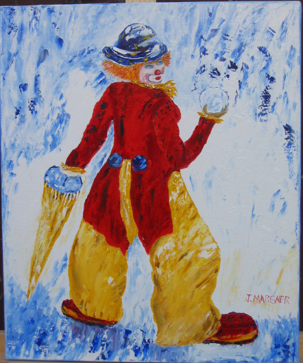 TABLEAU CLOWN