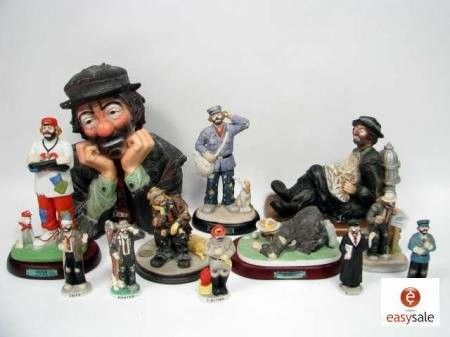 Figurines clowns 8d493bd5