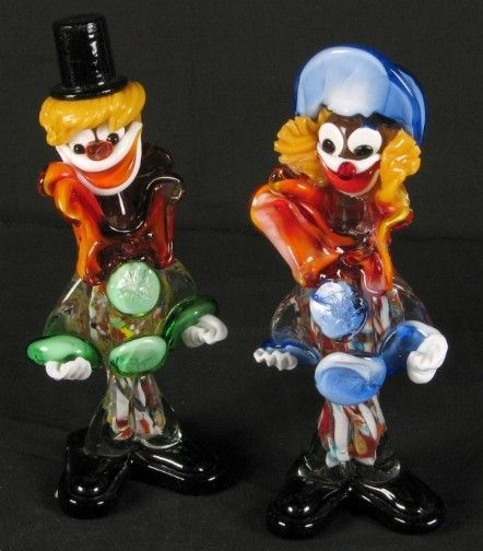 Figurines clowns 99025ead