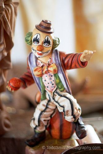 Figurines clowns 9dbeb51f