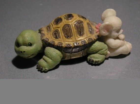 statuette  tortue