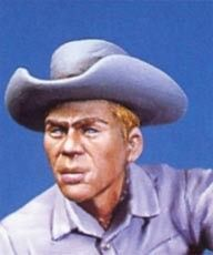 FIGURINE STEVE MC QUEEN