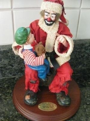 Figurines clowns Ac30ba68