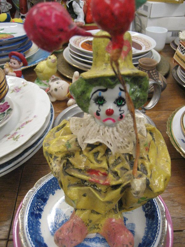 Figurines clowns B14b088f