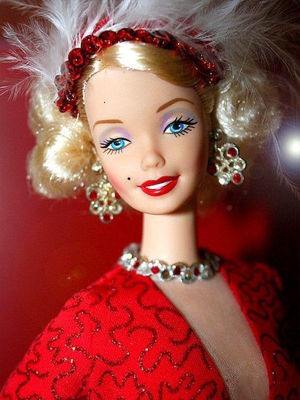 Les poupées Barbie B158e265