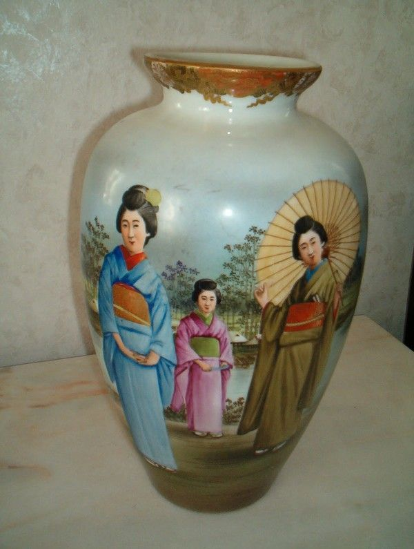 vase chinois