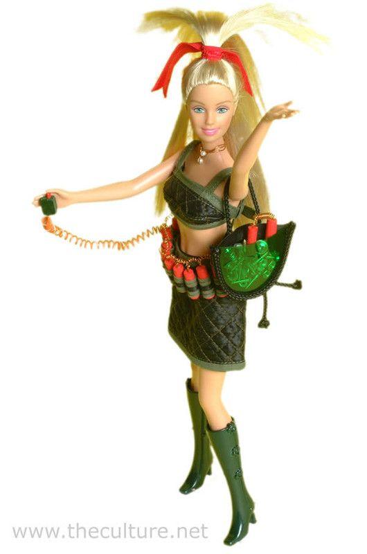 Les poupées Barbie Bf135422