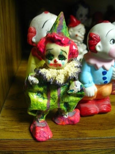 Figurines clowns Dda7ea3a