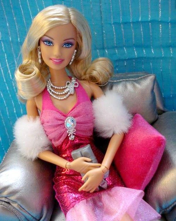 Les poupées Barbie E0d5ee97