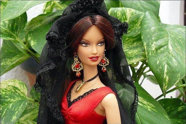 Les poupées Barbie F881aab9