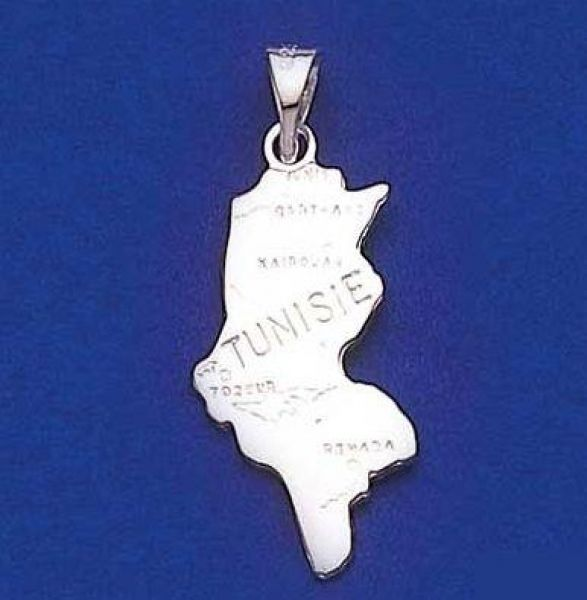 PENDENTIF PAYS 6