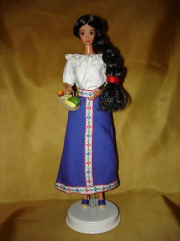 FIGURINE  BARBIE 40