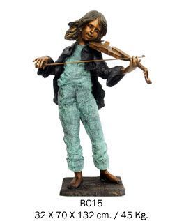 figurine de bronze 26