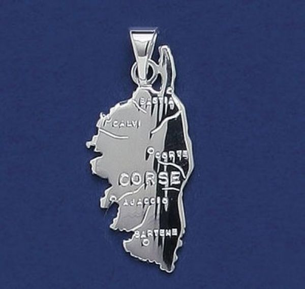 PENDENTIF PAYS 12