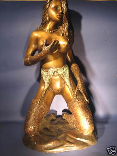 figurine de bronze 21
