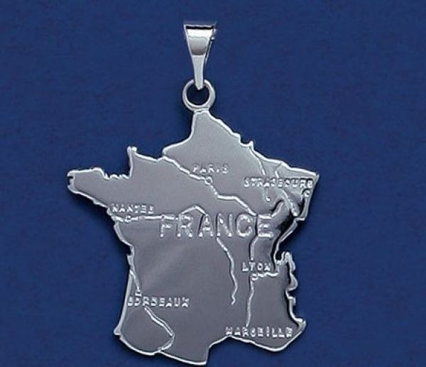 PENDENTIF PAYS 14